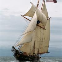 The recreation and maiden voyage of the Freedom Schooner Amistad, a replica of the vessel in which 53 captive Africans rebelled while being shipped to lives of slavery. Their quest for freedom would take them from what is now the African country of Sierra Leone to the United States Supreme Court, where former U.S. President John Q. Adams would argue their case and eventually win their freedom.